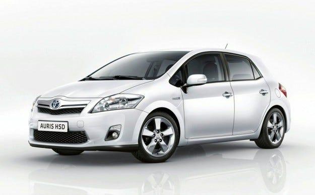 Toyota в Женева