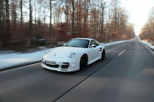 TechArt Porsche 911 Turbo & Turbo S