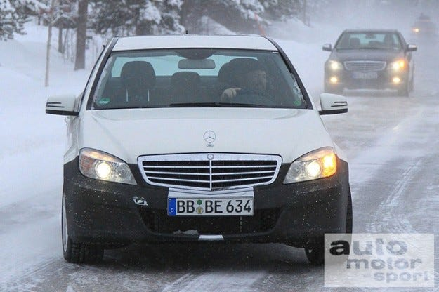 Mercedes-Benz C-класа