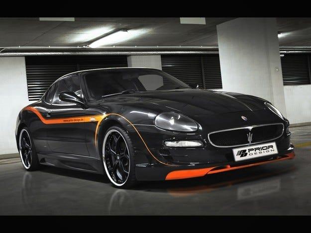 Prior Design Maserati 4200GT