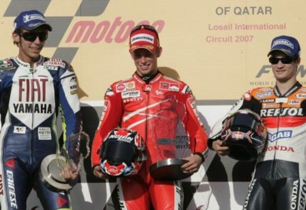 Гран при на Катар 2007