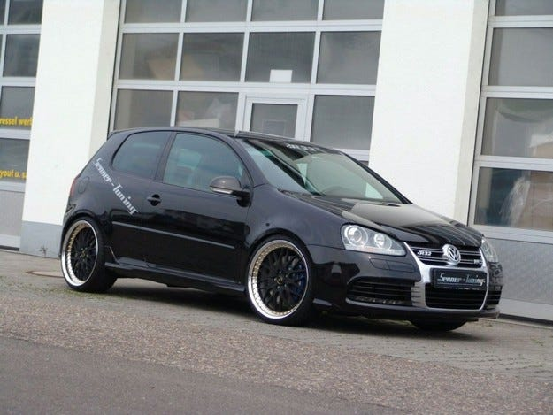 Senner Tuning Golf V R32