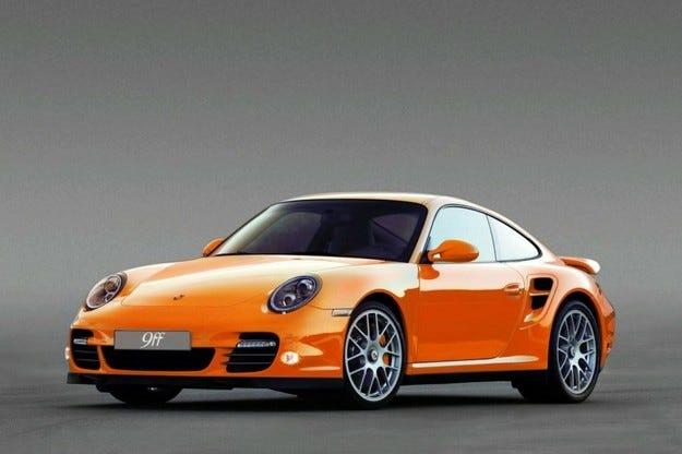 9ff Porsche 911 Turbo