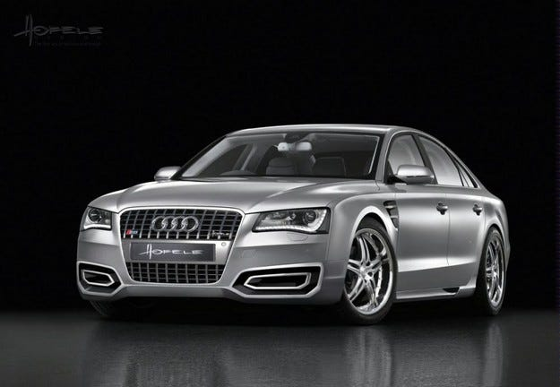 Hofele Audi A8