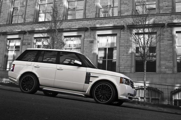 Project Kahn RS600