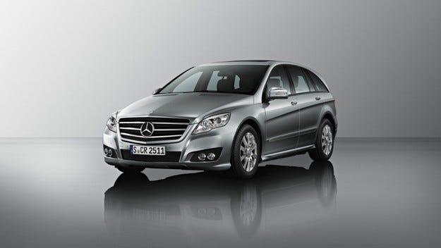 Mercedes R-класа
