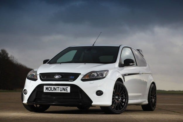 Ford Focus MP350 Mountune Performance
