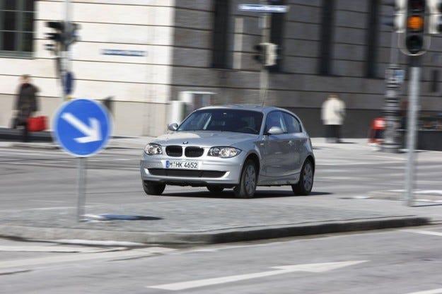BMW 1 Fuel Cell Hybrid