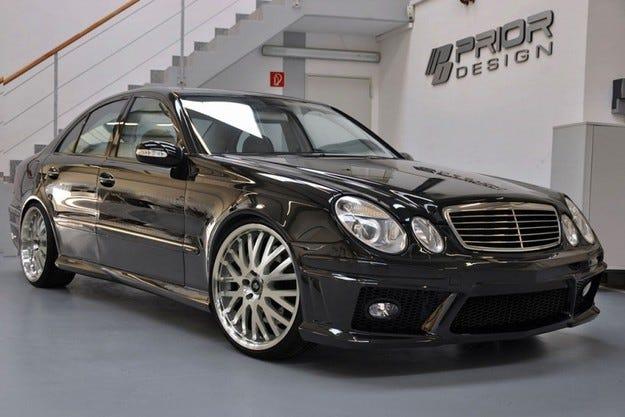 Prior Design Mercedes E-класа