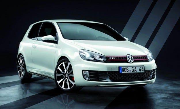 VW GTI Adidas