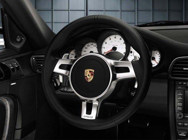 Porsche retrofit