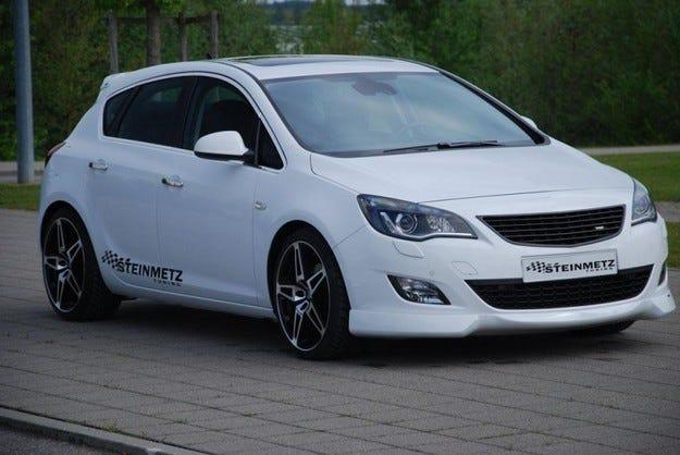 Steinmetz Opel Astra