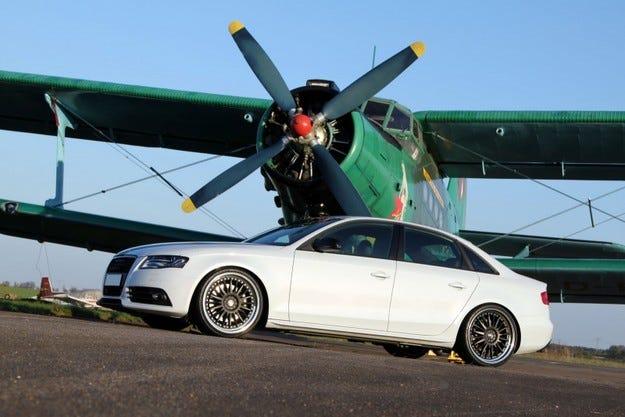 Avus Audi S4