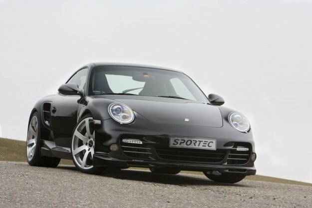 APS Sportec Porsche 911 Turbo