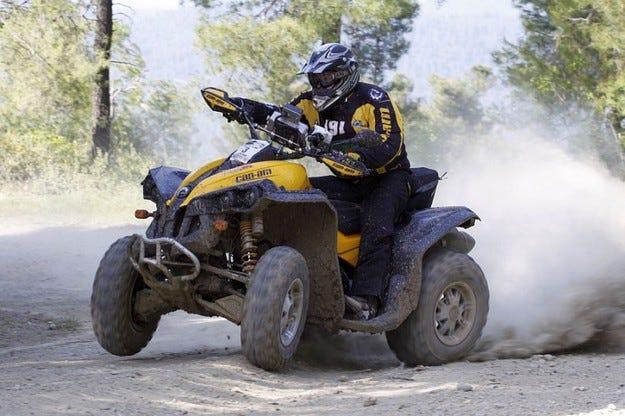 Български екипаж ATV Дакар 2011