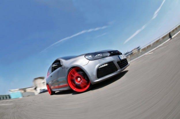 Sport-Wheels VW Golf R