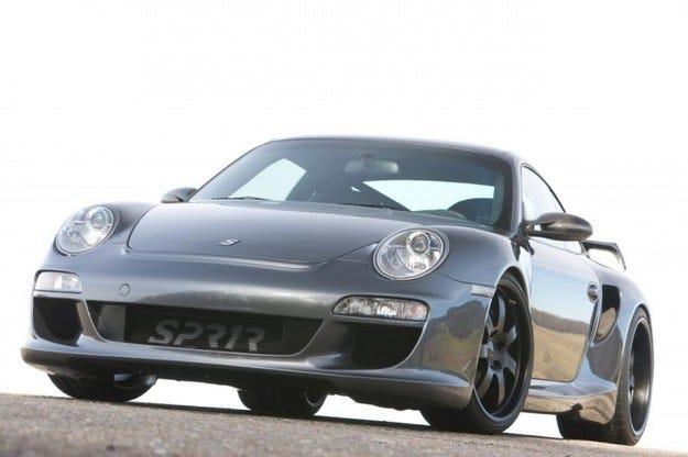 Sportec Porsche 911 Turbo SPR1R