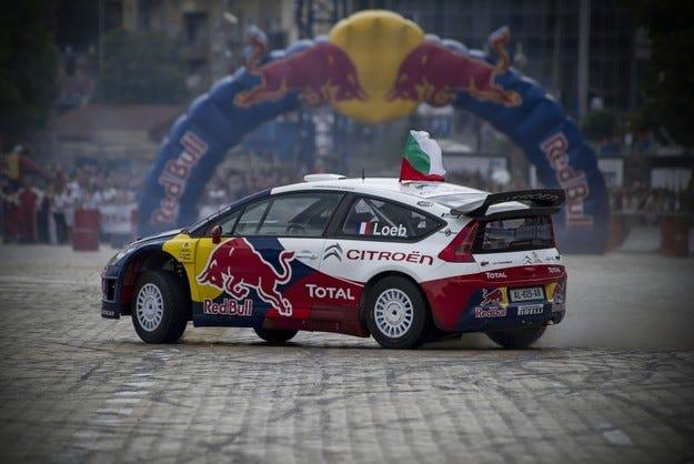 Sofia Rally Show