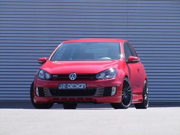 JE Design VW Golf GTI