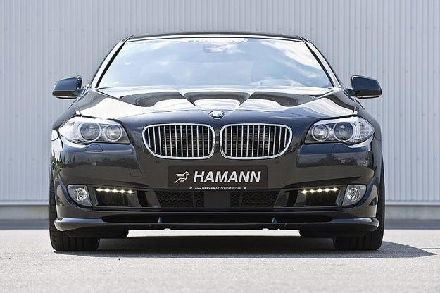 Hamann BMW 5
