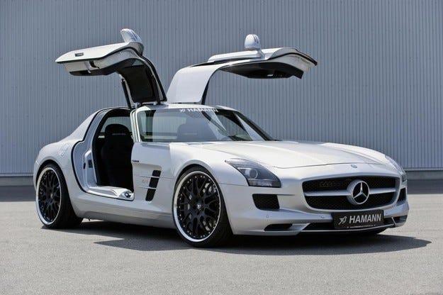 Hamann Mercedes SLS AMG
