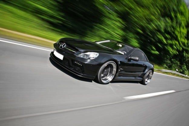 INDEN-Design Mercedes SL 63 AMG