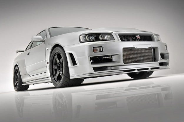 JAPO Motorsport Skyline R34 GT-R NISMO Z-Tune