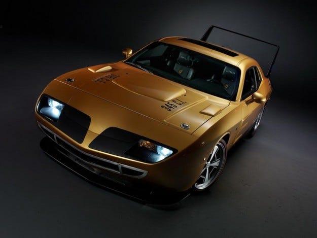HPP Dodge Challenger Daytona & Plymouth Superbird