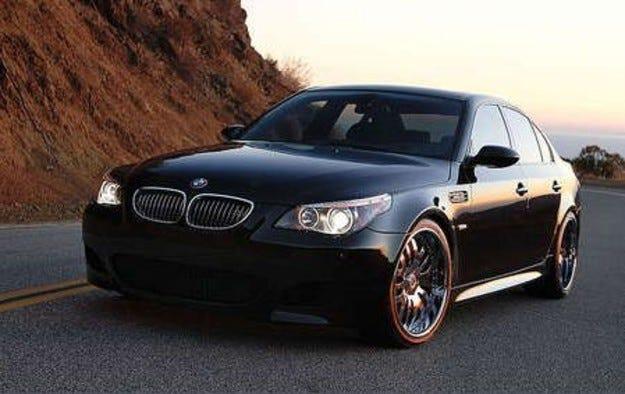 CMC BMW M5