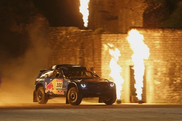 VW Race Touareg 3
