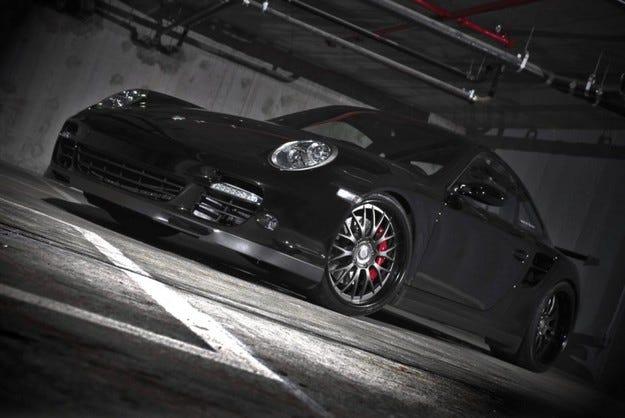 RENM Porsche 911 Turbo