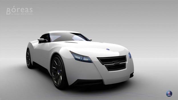 Saab Boreas