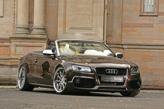 Senner Audi A5 Cabriolet