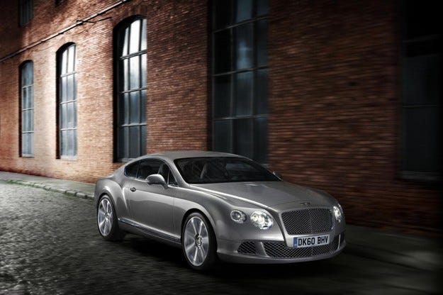 Bentley Continetal GT