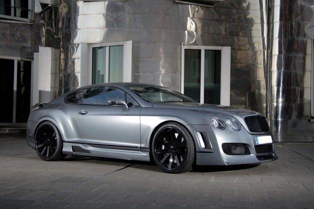 Anderson Bentley GT Supersports