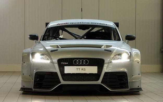 Audi TT RS SP 4T