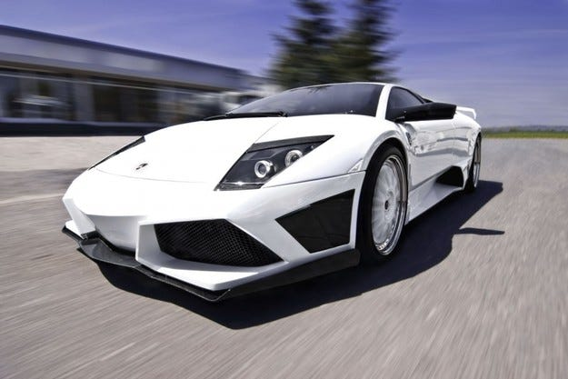 JB Car Design Bat LP 640