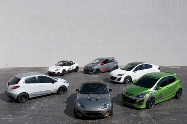 Mazda SEMA