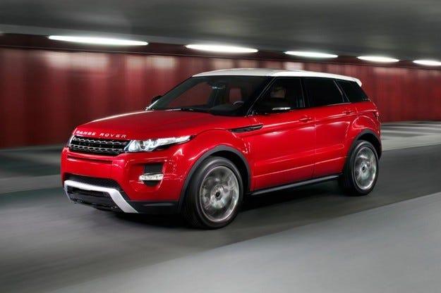Land Rover Range Rover Evoque 5 door