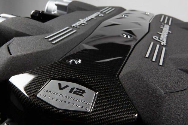 Lamborghini L539