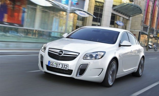 Opel Insignia OPC automatic