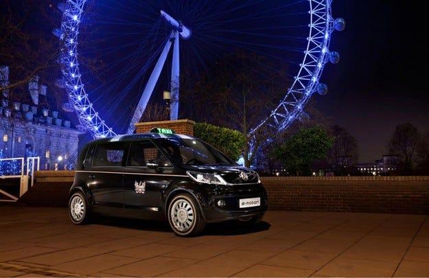VW Taxi Concept