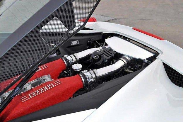 Underground Racing Ferrari 458 Italia