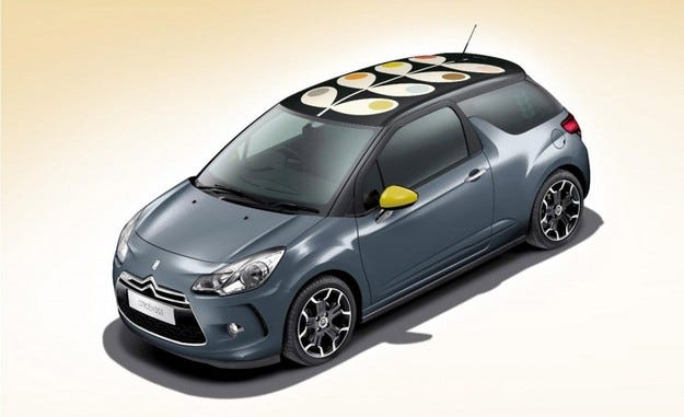 Citroen DS3 by Orla Kiely Collection