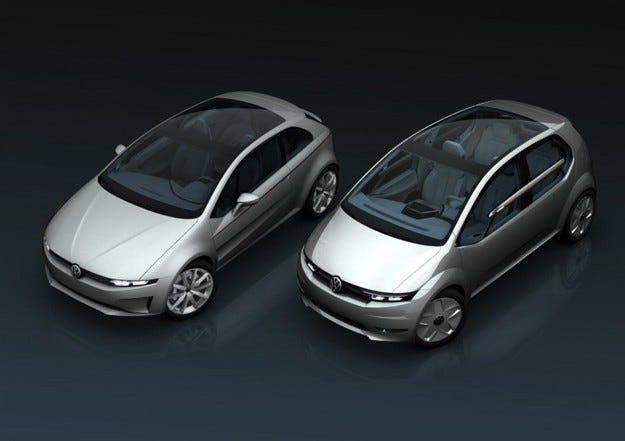 VW Tex и Go!