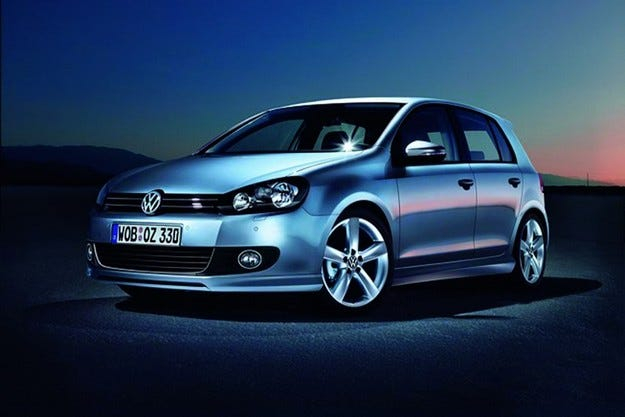 VW Golf Accessories