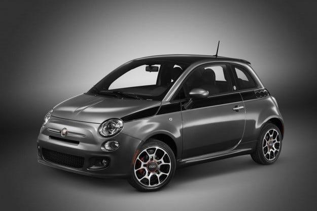 Fiat Cinquecento Prima Edizione