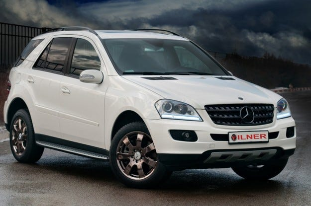 Vilner Mercedes ML