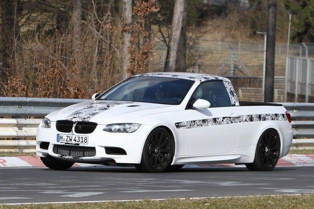BMW M3 пикап