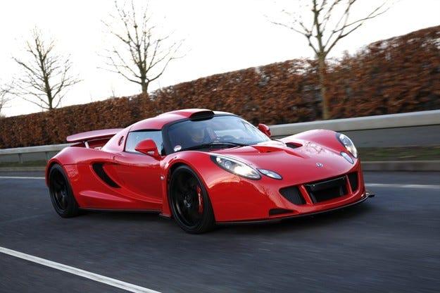 Hennessey Venom GT №3